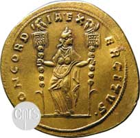 Revers coin
